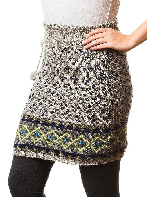Everest diseños Kira Falda, Mujer, Plata: Amazon.es: Deportes y ...