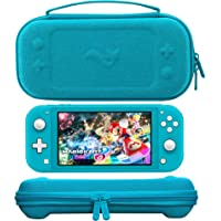 ButterFox Slim Carrying Case for Nintendo Switch Lite with 19 Game and 2 Micro SD Card Holders, Storage for Switch Lite…