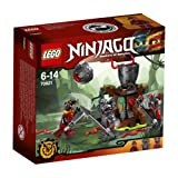 LEGO Ninjago 70621 - Vermillion Falle