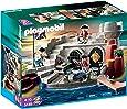 Playmobil - 5139 - Jeu de construction - Fort des soldats britanniques avec prison
