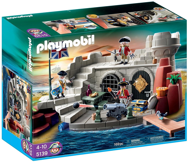 Precio por piso Playmobil Playmobil Playmobil - Fortaleza de los soldados con calabozo (5139)  ventas al por mayor