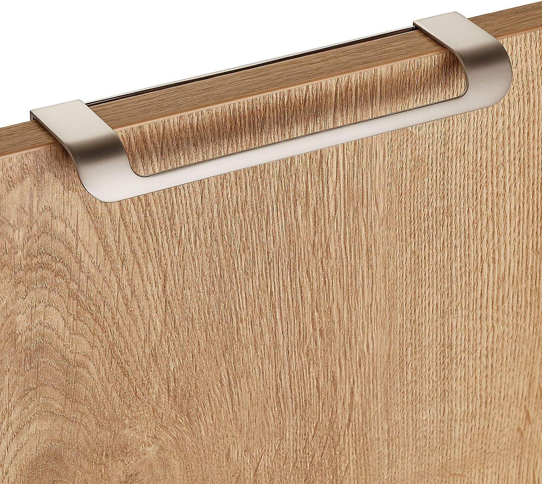 5 piezas Junker Design Tirador de Muebles LYS Distancia Agujeros ...