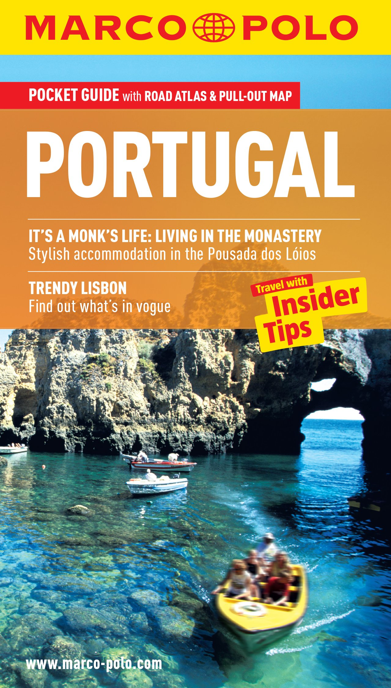 Portugal Marco Polo Pocket Guide Travel Guides Amazonco Pousadas Of Touring Unlimited Estrelas Books