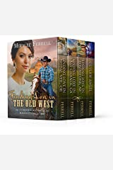 Finding Love in the Old West: A Christian Historical Boxed Set Kindle Edition
