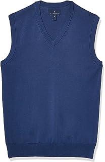 Buttoned Down Mens 100/% Supima Cotton V-Neck Sweater Brand