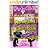 A Dyed Blonde and a Dead Body (A Bekki the Beautician Cozy Mystery Book 2)