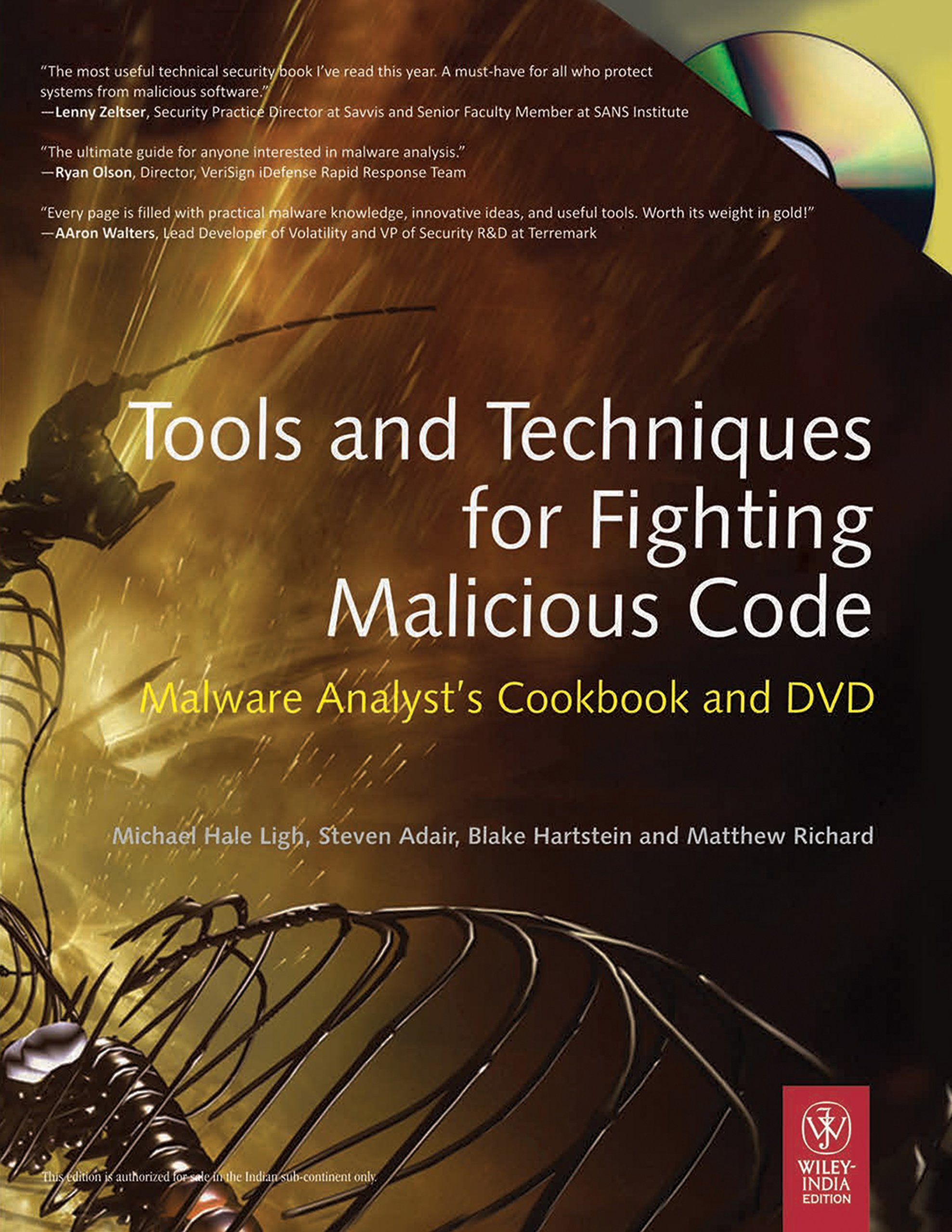 Buy Tools and Techniques for Fighting Malicious Code