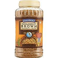 Daawat Brown Basmati Rice Jar, 5 kg
