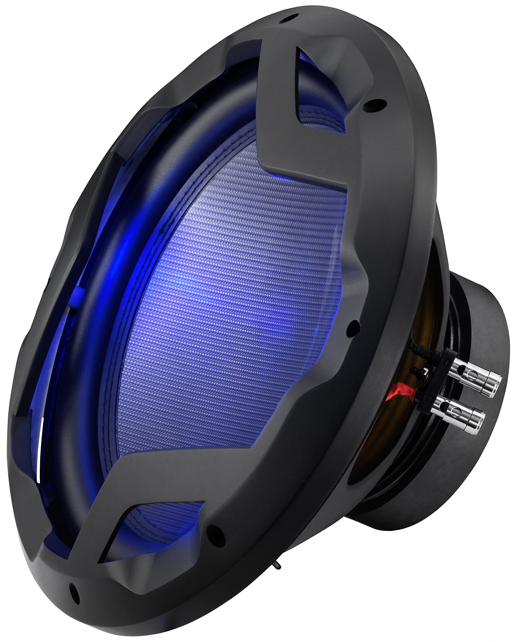 BOSS Audio PD12LED 1600 Watt, 12 Inch, Dual 4 Ohm Voice Coil Car Subwoofer by BOSS Audio Systems (Image #2)