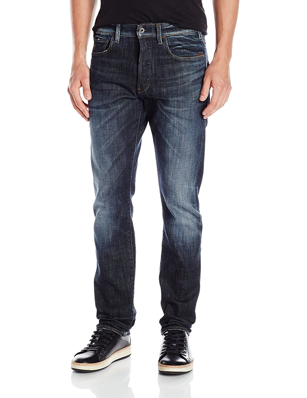 TALLA 28W / 32L. G-STAR RAW Holmer Tapered, Jeans para Hombre