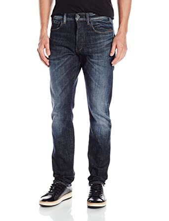 51d632ca11b Amazon.com: G-Star Raw Men's Holmer Tapered Fit Jean: Clothing