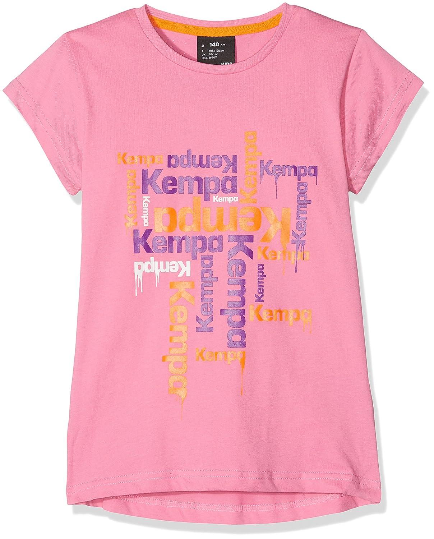 Kempa Paint Camiseta Casual, Niñas
