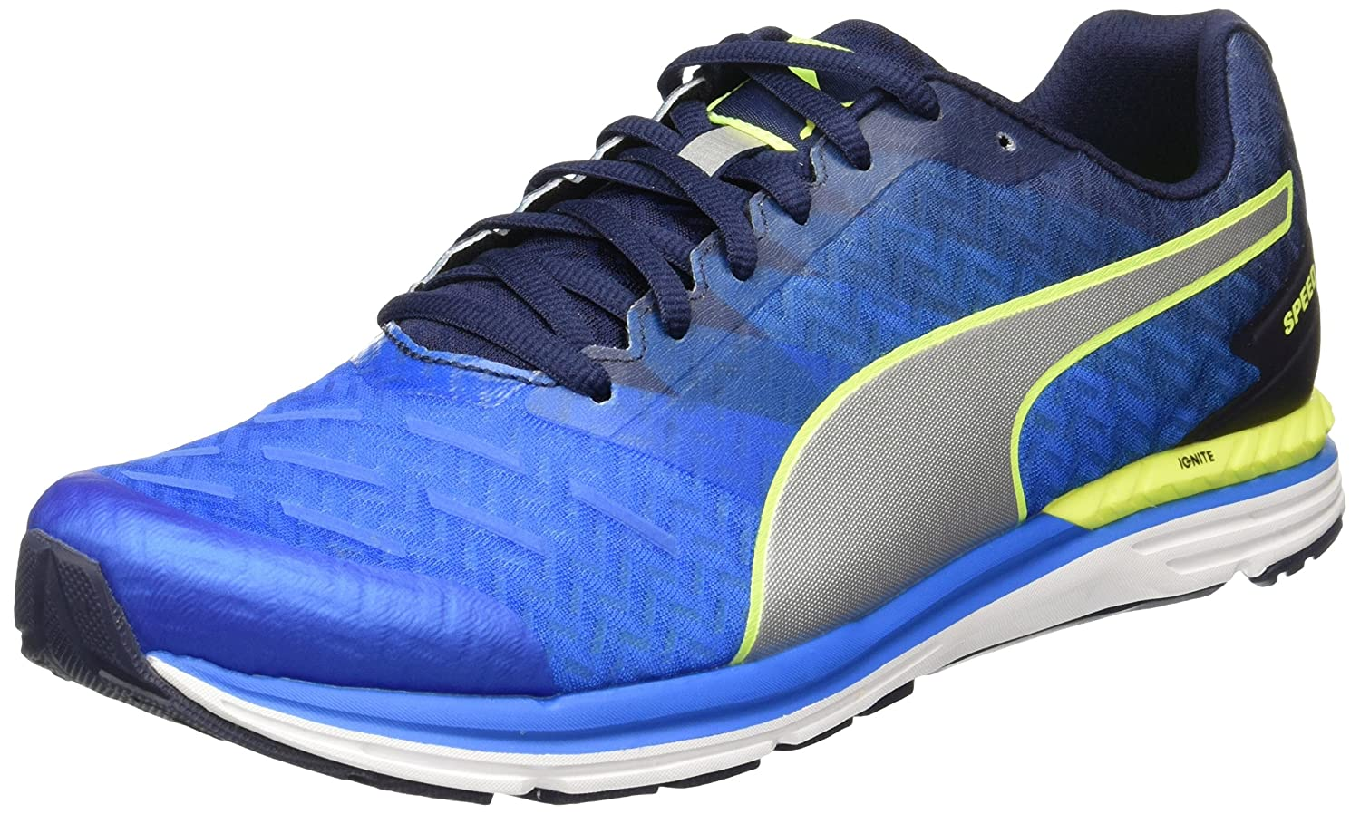 84c0c8bf9d6 Puma Men s Speed 300 Ignite Running Shoes  Buy Online at Low Prices in  India - Amazon.in
