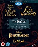Tim Burton Movie Collection [Blu-ray]