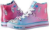 Skechers Kids Girls' Shuffles-Sparkle Smile