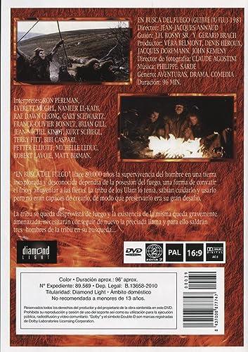 En Busca Del Fuego [DVD]: Amazon.es: Ron Perlman, Franck ...
