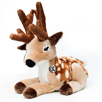 Ciervo Bambi cervatillo Damm Wild 25 cm Peluche tumbada de ...