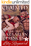 Claimed by the Barbarian Princes (Skatha Chronicles Book 2)