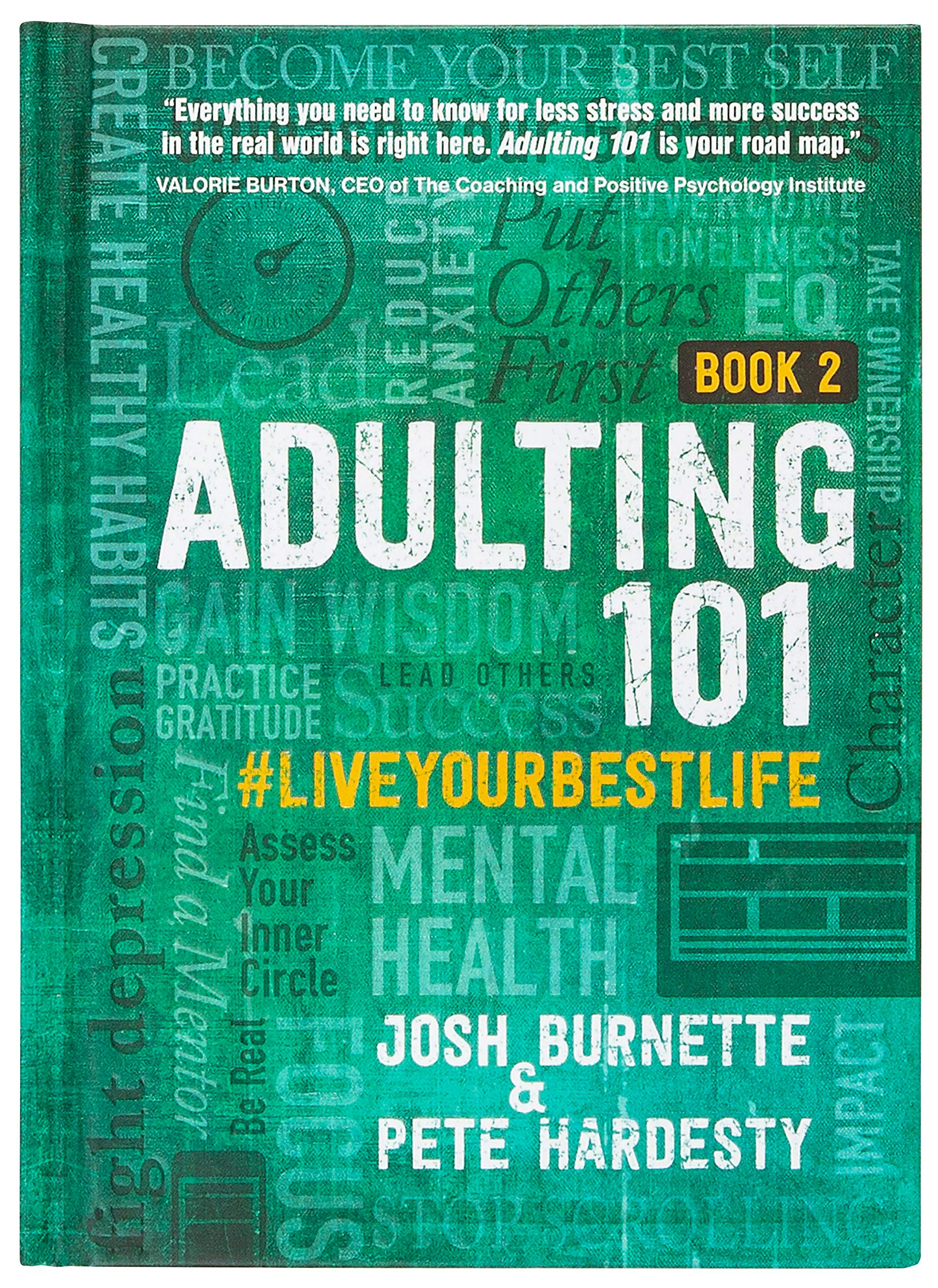 10 self-help books for young adults to get their life together