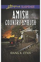 Amish Country Ambush (Amish Country Justice) Kindle Edition