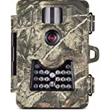 Bushnell 8MP Camo Trail Cam with Mounting Bracket, Extended Infrared Night Vision