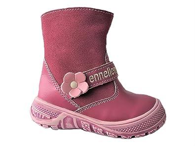 ennellemoo® Made in EU , Coupe fermées bébé fille - rose - rose bonbon,
