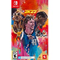 NBA 2K22 75th Anniversary Edition (Nintendo Switch)Nintendo Switch;75th Anniversary