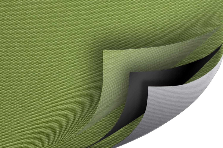 SEILZUGHALTER THERMOROLLO VERDUNKLUNGSROLLO 65x200 cm GELB FENSTERROLLO MIT THERMOBESCHICHUNG 100/% ABDUNKLUNG INKL