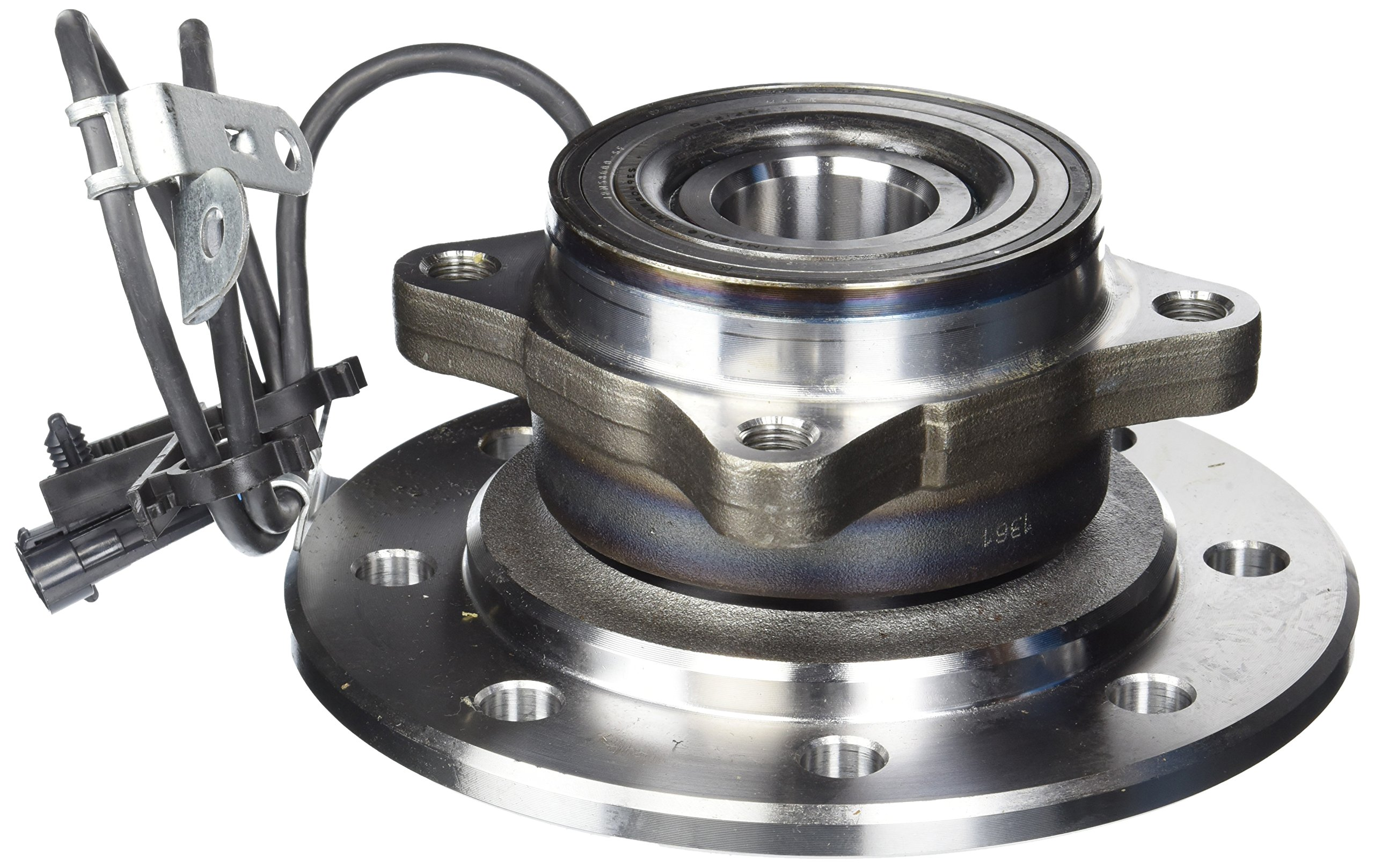Timken SP580303 Axle Bearing and Hub Assembly by Timken