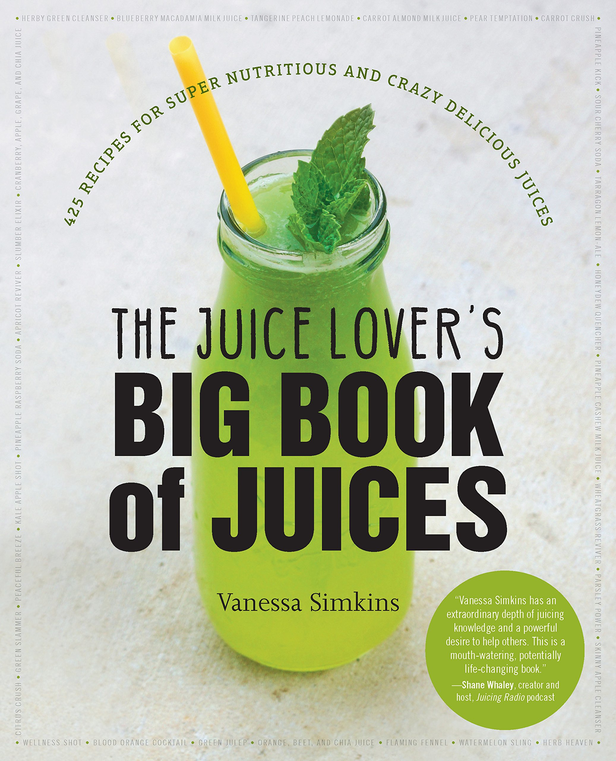 Juice Lovers Big Book Juices product image