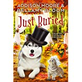 Just Buried: Cozy Mystery (Country Cottage Mysteries Book 9)