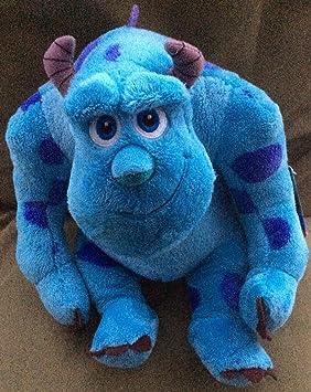 e37da0af0b7 Large Plush Sulley Soft Toy Disney Monsters INC  Amazon.co.uk  Toys ...