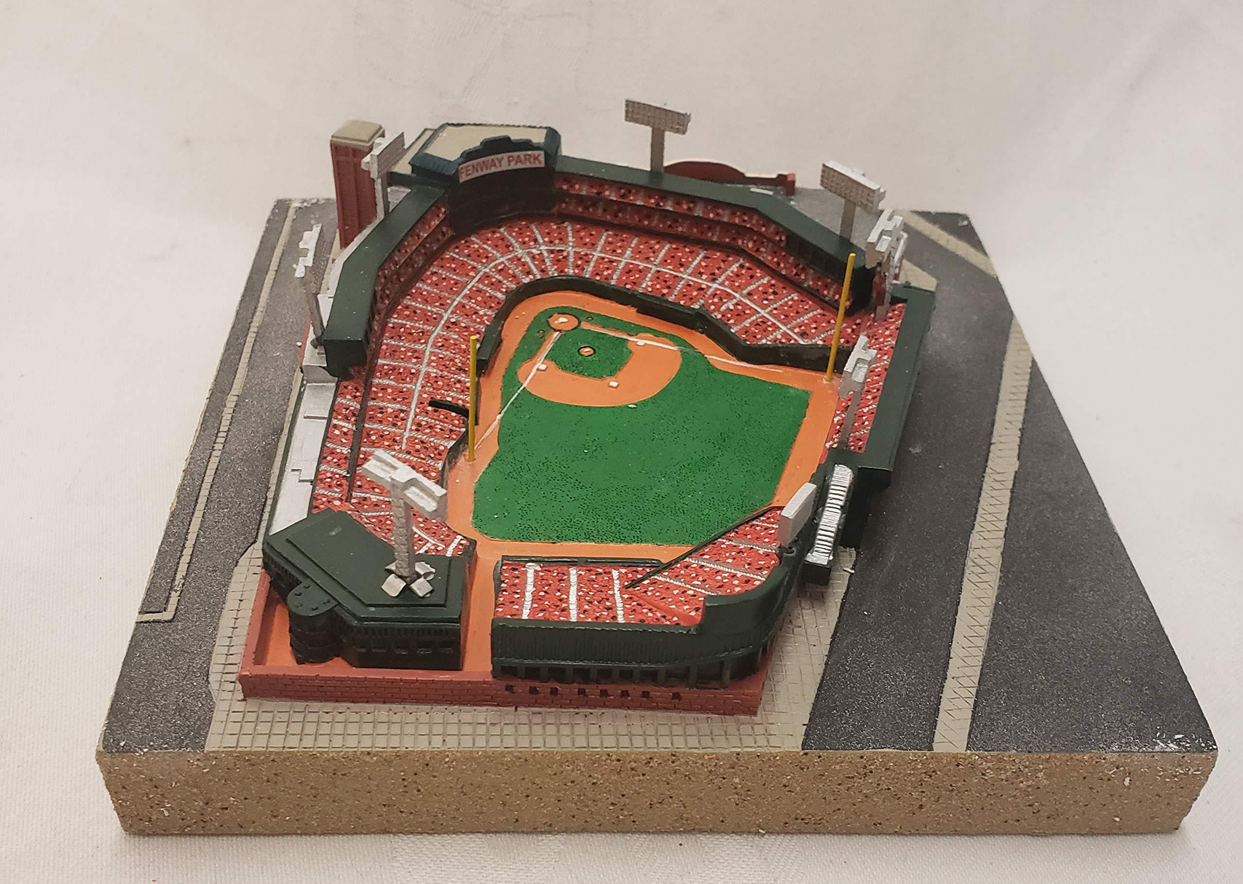 Boston Red Sox Fenway Park Gold Series Stadium Replica