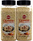 Baron's Kosher All Natural Gluten Free 100% Whole Grain Quinoa 12.25-ounce Jar (Pack of 2)