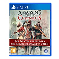 Assassin's Creed: Chronicles Pack - PlayStation 4