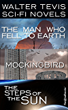 Walter Tevis Sci-Fi Novels: The Man Who Fell to Earth, Mockingbird, The Steps of the Sun
