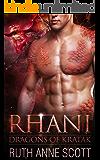 Rhani (Dragons of Kratak Book 3)