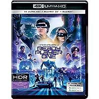 Ready Player One (4K UHD + Blu-ray 3D + Blu-ray) (3-Disc)
