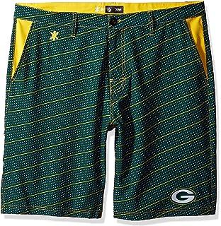 d4ab265f Amazon.com : Concepts Sport Green Bay Packers Frontrunner Men's Jam ...