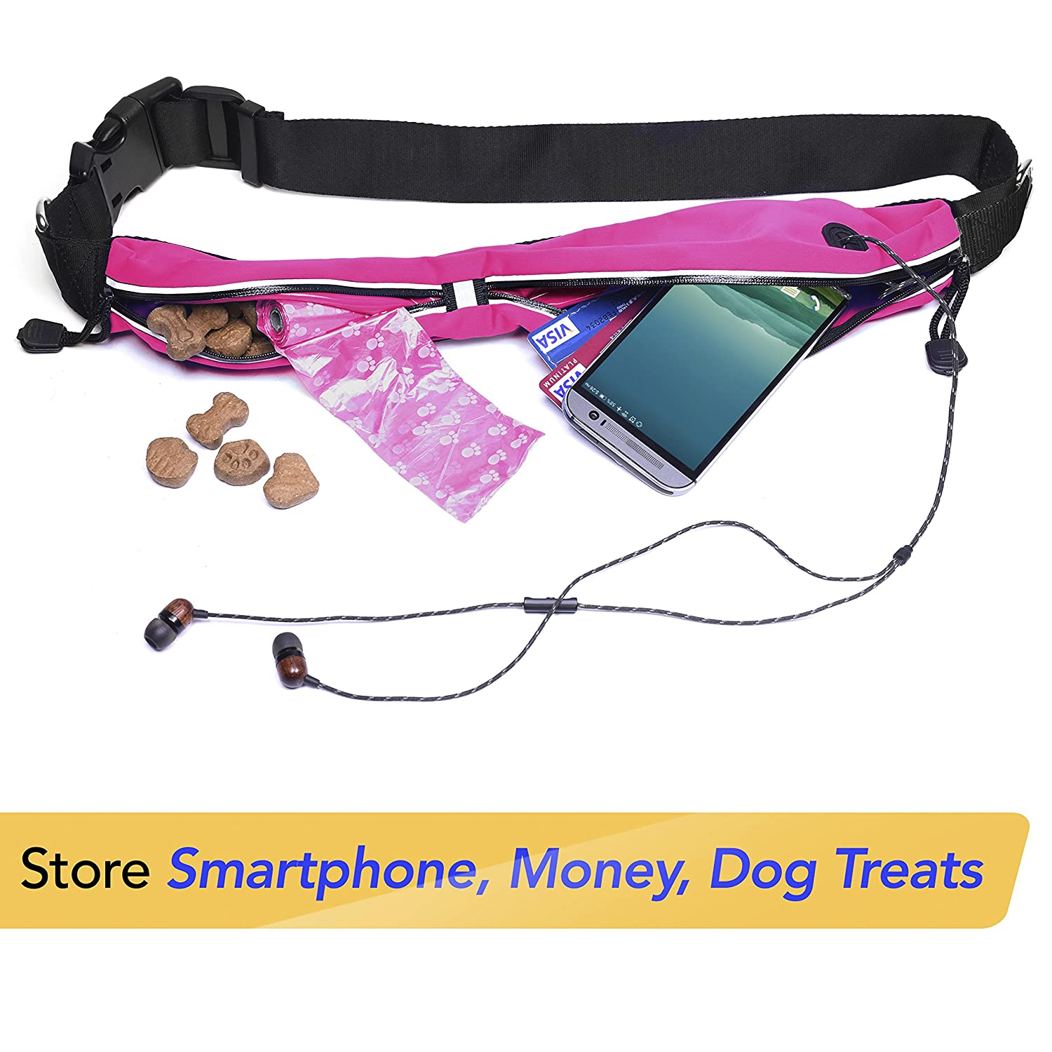 Smartphone And Money Pouch made our CampingForFoodies hand-selected list of 100+ Camping Stocking Stuffers For RV And Tent Campers!
