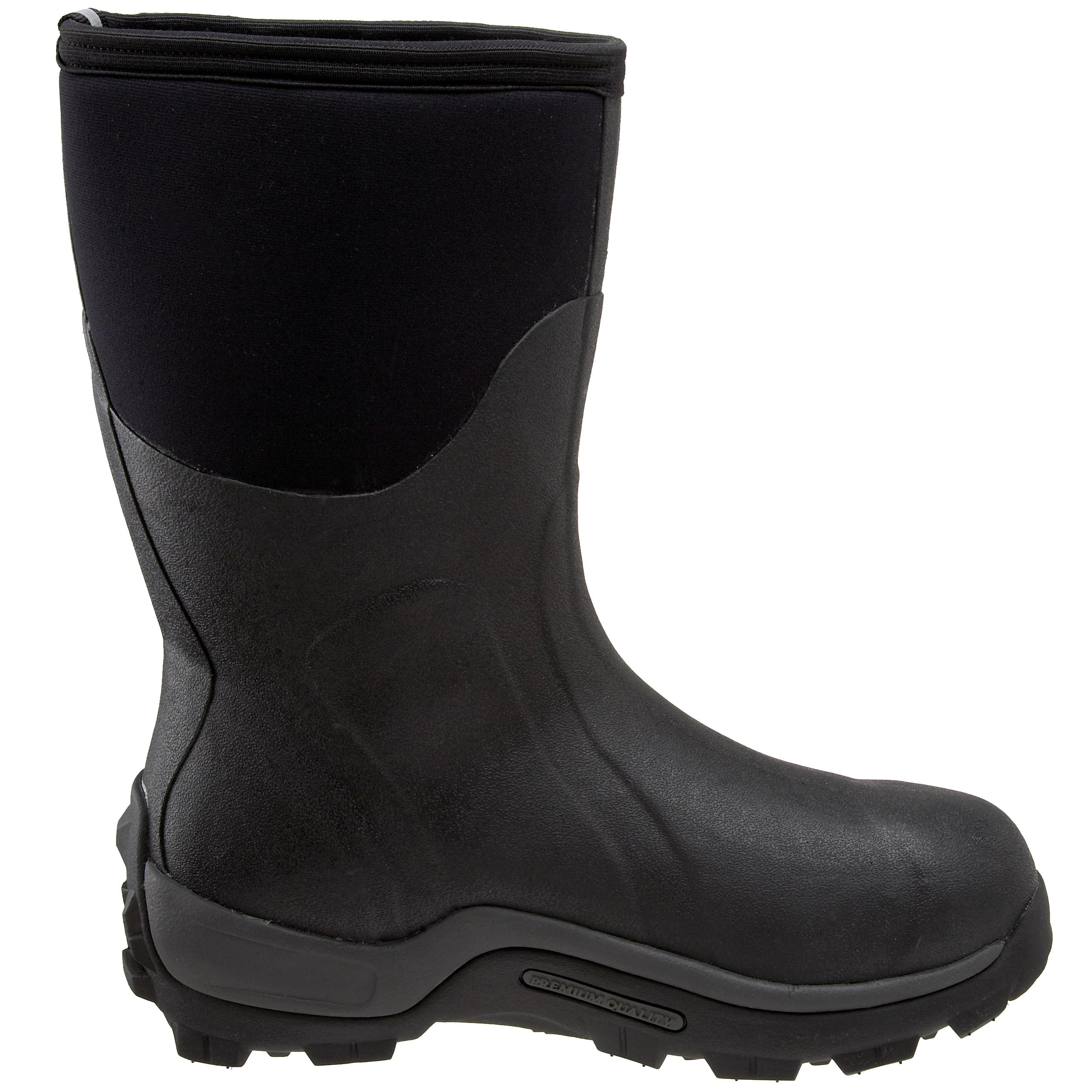 The Original MuckBoots Arctic Sport Mid Outdoor Boot,Black,12 M US Mens/13 M US Womens by Muck Boot (Image #6)