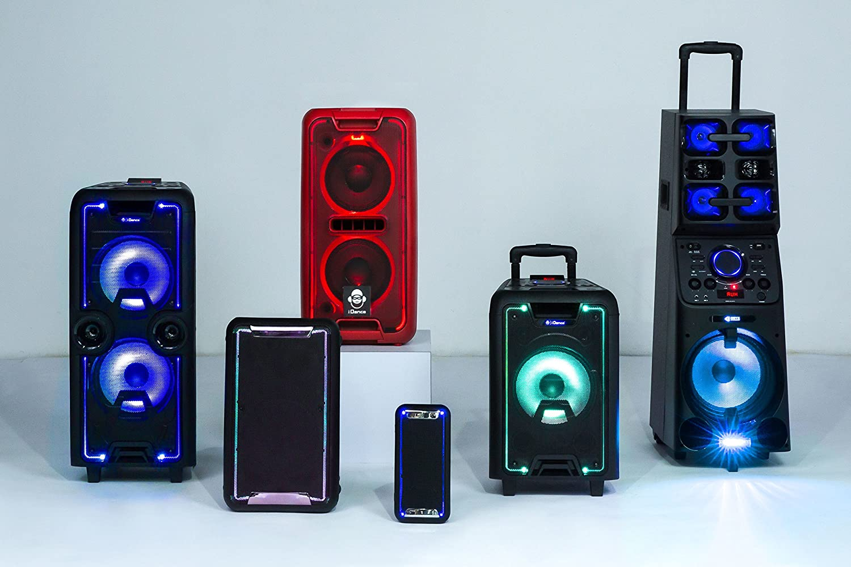 Speaker Met Licht : Bol l draagbare bluetooth speaker draadloze fm speaker