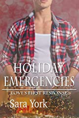 Holiday Emergencies (Love's First Response Book 4) Kindle Edition