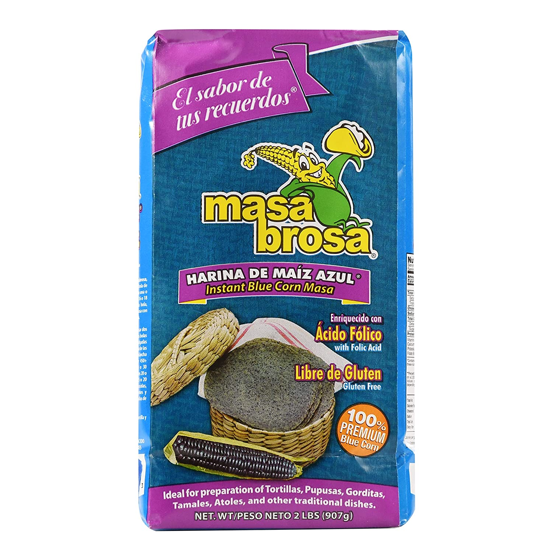 Masabrosa Masa Instantanea - Harina de maíz sin gluten