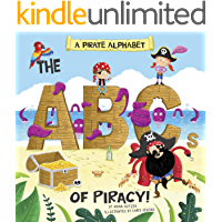 Image for A Pirate Alphabet: The ABCs of Piracy! (Alphabet Connection)