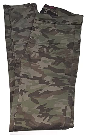 e219127af9195 No Boundaries Camo Camouflage Jegging - 2XL at Amazon Women's ...