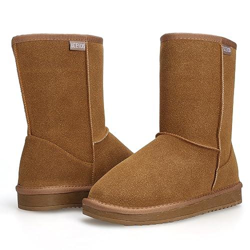 De Acevog Imitación Nieve Planas Invierno Botas Zapatos Ugg qw7pUEzwy