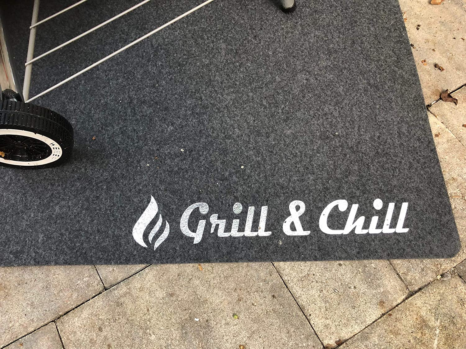 Portico Systems GRILLCHILL35X71 Grill and Chill 35 x 71 Polypropylene