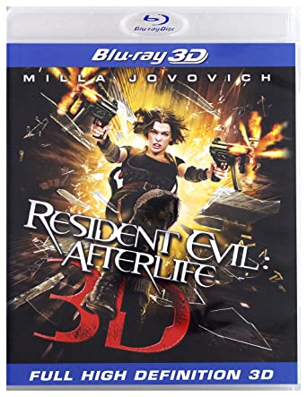 Resident Evil: Afterlife Blu-Ray 3D Region B IMPORT No hay versión ...