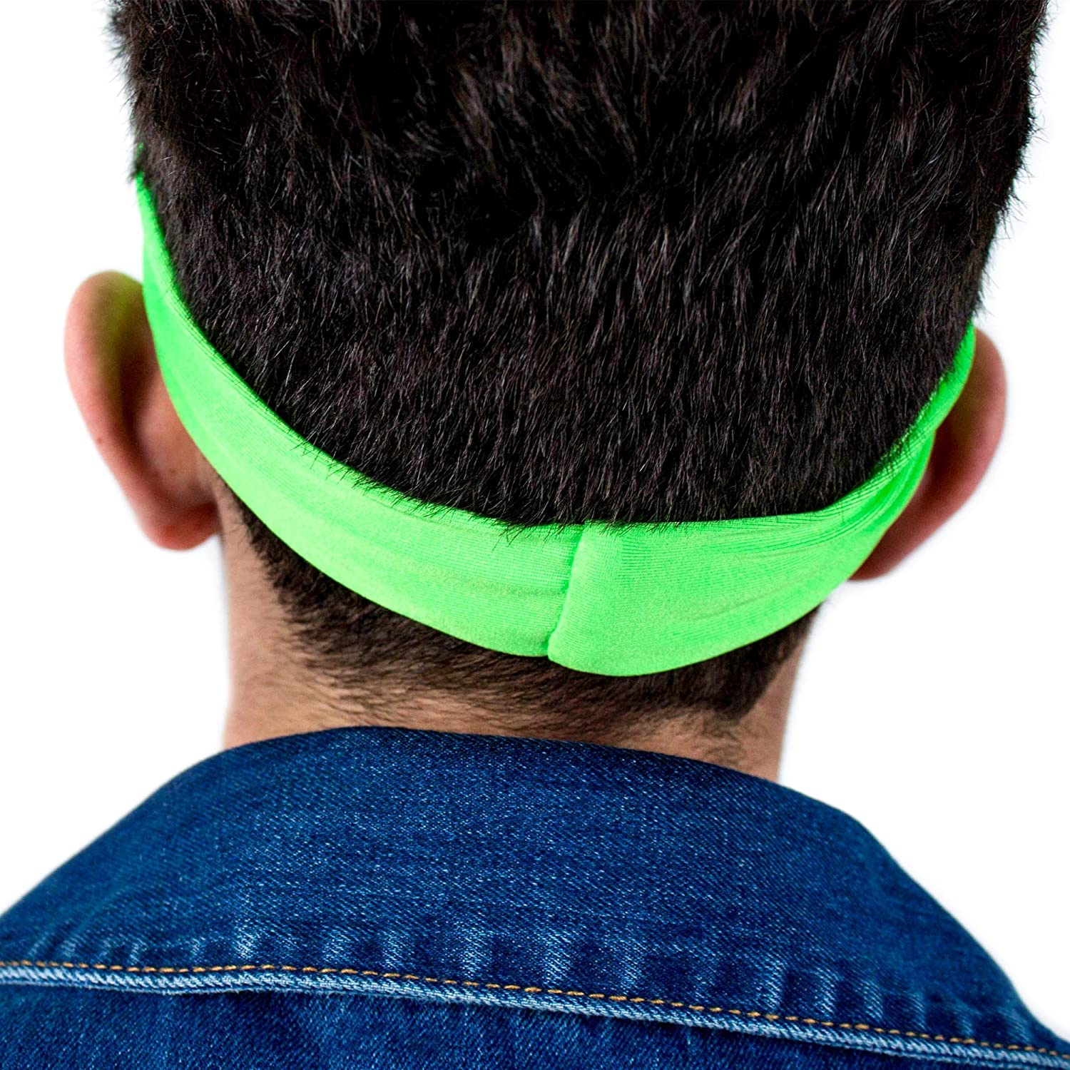 Everfan Headband Athletic Stretch Sweatband for Running Yoga and Crossfit